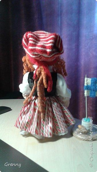 Это наша финская кукла Берта фото 3