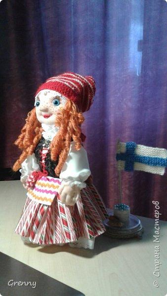 Это наша финская кукла Берта фото 1