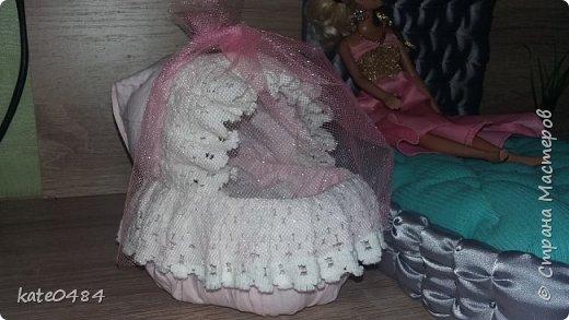 Колыбельная для куклы  фото 1
