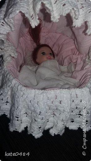 Колыбельная для куклы  фото 2