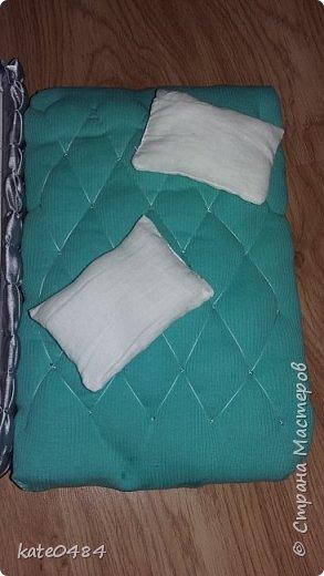 Кровать для Барби фото 7