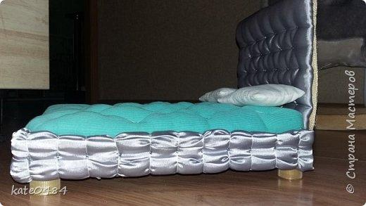 Кровать для Барби фото 8