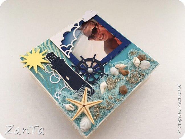 В этом посте покажу коробочки, которые у меня сотворились. Это Magic box на рождение принцессы. фото 15