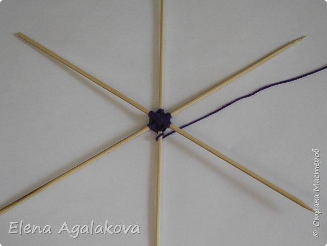 Хочу показать плетение Мандалы-Бабочки. Это достаточно простое плетение, которое несложно освоить.  Бабочка — символ души, бессмертия, возрождения и воскресения, способности к превращениям, к трансформации, символ жизни, любви и счастья. Бабочки очень гранциозные создания! Эта мандала украсит ваш дом и будет радовать вас в любое время года! фото 8