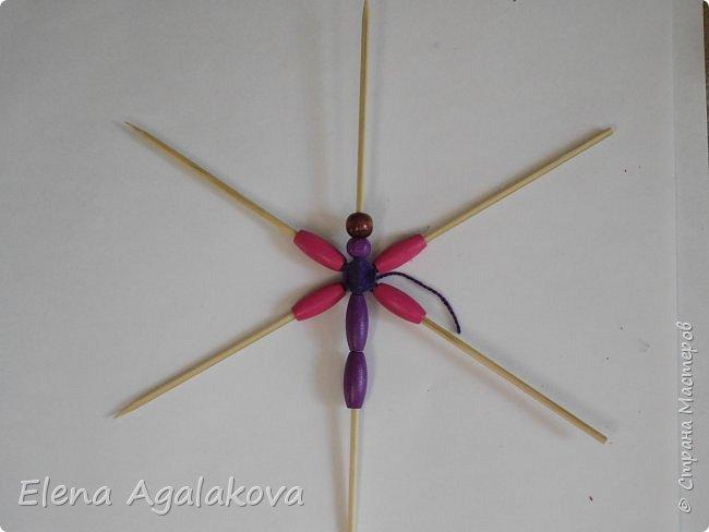 Хочу показать плетение Мандалы-Бабочки. Это достаточно простое плетение, которое несложно освоить.  Бабочка — символ души, бессмертия, возрождения и воскресения, способности к превращениям, к трансформации, символ жизни, любви и счастья. Бабочки очень гранциозные создания! Эта мандала украсит ваш дом и будет радовать вас в любое время года! фото 9