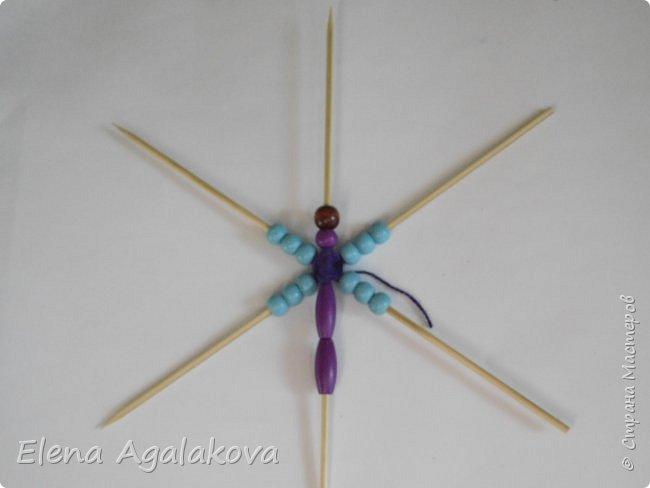 Хочу показать плетение Мандалы-Бабочки. Это достаточно простое плетение, которое несложно освоить.  Бабочка — символ души, бессмертия, возрождения и воскресения, способности к превращениям, к трансформации, символ жизни, любви и счастья. Бабочки очень гранциозные создания! Эта мандала украсит ваш дом и будет радовать вас в любое время года! фото 10