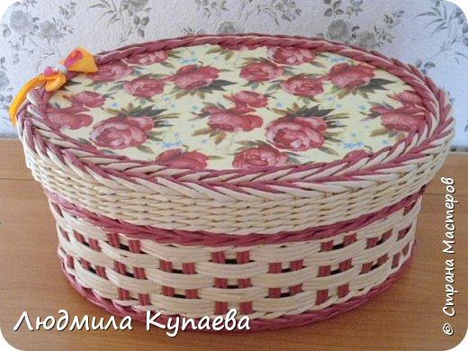 Великолепие бумажного плетения фото 11
