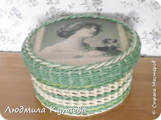 Великолепие бумажного плетения фото 12