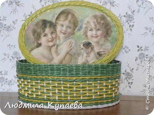 Великолепие бумажного плетения фото 13