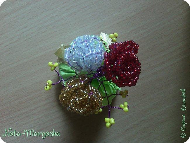 Букетик роз фото 3