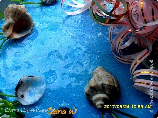 3олотая рыбка!!! Поделка в садик дочки! фото 5