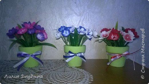 Подарки из фоамирана