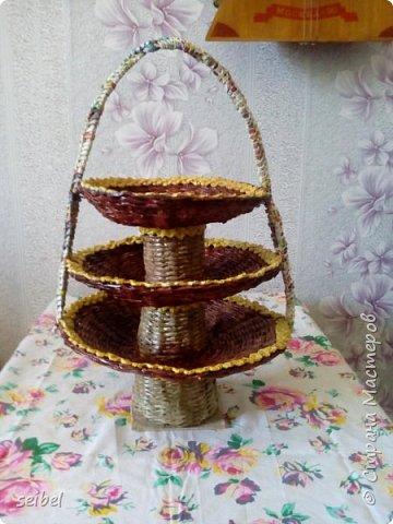 Корзинка для грибов и ягод фото 14
