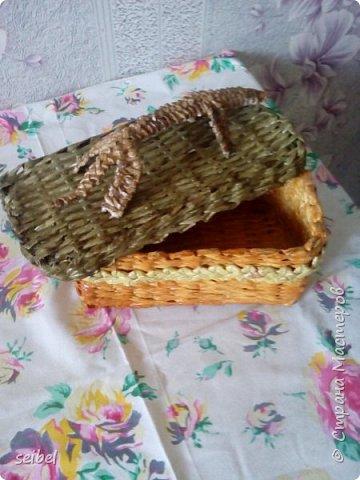 Корзинка для грибов и ягод фото 15