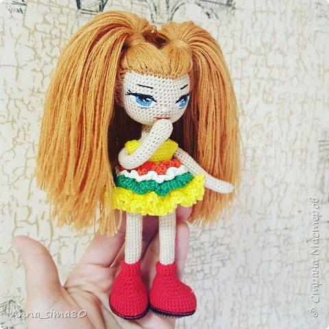 Куклы вязаные крючком фото 2