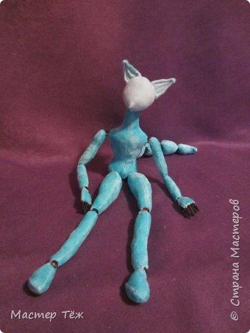 голубой лисёнок фото 1