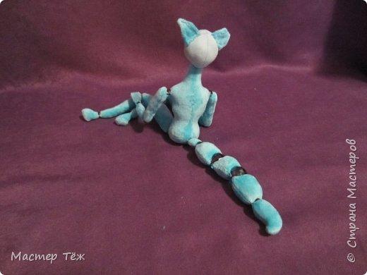 голубой лисёнок фото 4