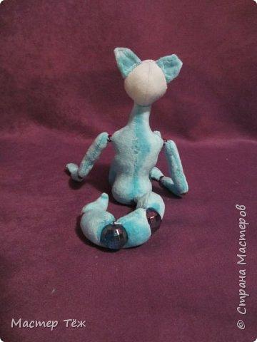 голубой лисёнок фото 5