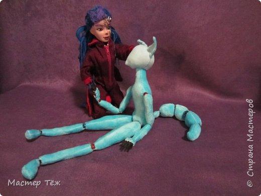 голубой лисёнок фото 8