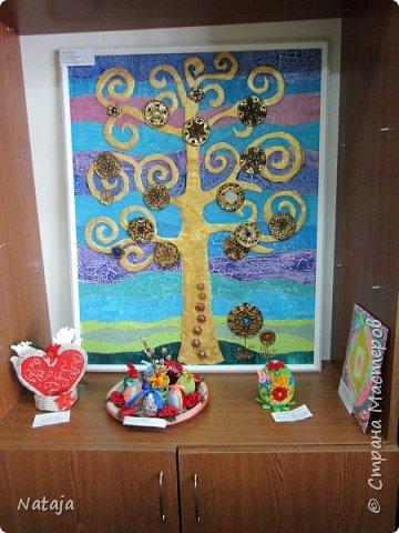Работу делали с пятиклассниками из трёх классов. Так как у нас в классах от 3до 5-6 человек, то поучаствовали все. Поэтому и дерево Дружбы.  фото 9