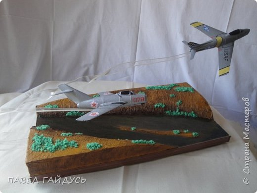 Корейский конфликт. МиГ-15 FAGOT & F-86 SABRE фото 1