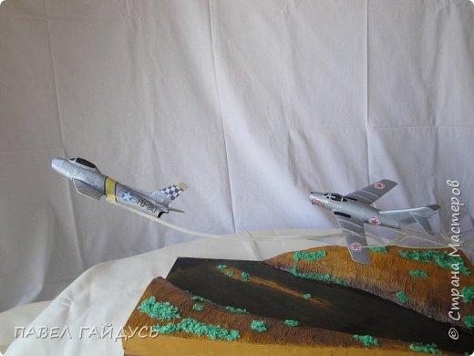Корейский конфликт. МиГ-15 FAGOT & F-86 SABRE фото 2
