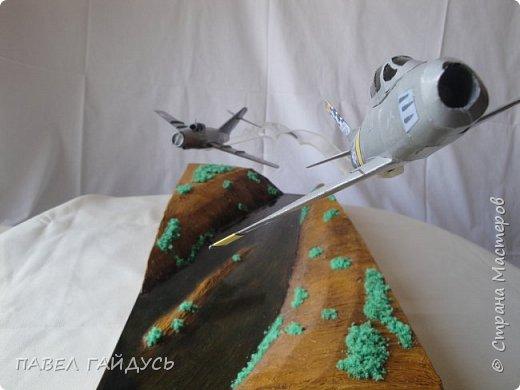 Корейский конфликт. МиГ-15 FAGOT & F-86 SABRE фото 4