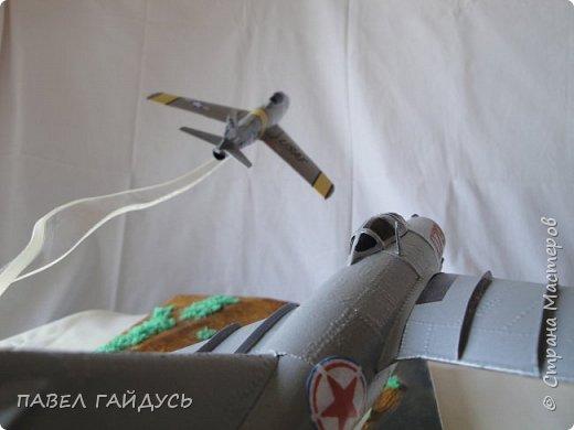 Корейский конфликт. МиГ-15 FAGOT & F-86 SABRE фото 5