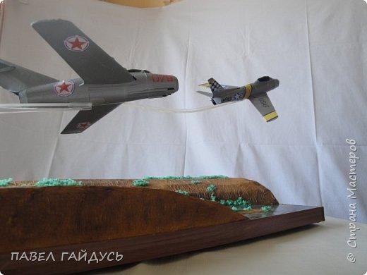 Корейский конфликт. МиГ-15 FAGOT & F-86 SABRE фото 8