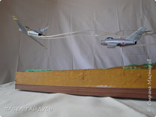 Корейский конфликт. МиГ-15 FAGOT & F-86 SABRE фото 9