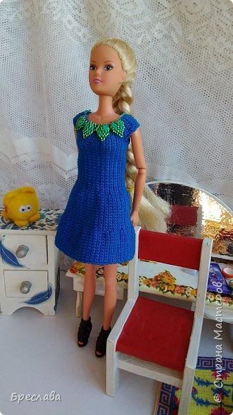 "Наряд на куклу ЕАХ ""Ландыш"" фото 8"