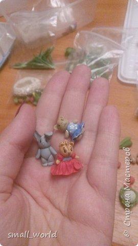 здравствуйте любители мастерить! сегодня я вам покажу овощи для кукол 1:6 . вот такой вот огород мы набрали фото 7