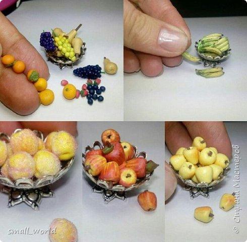 здравствуйте любители мастерить! сегодня я вам покажу овощи для кукол 1:6 . вот такой вот огород мы набрали фото 6