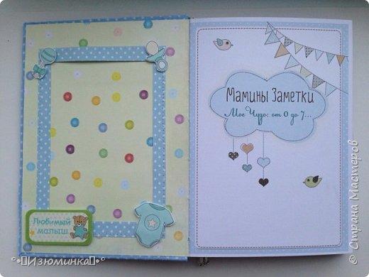 Бебибук (книга для записей о росте и развитии малышей) фото 10