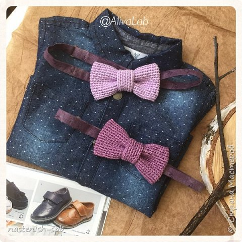 галстук бабочка фото 1