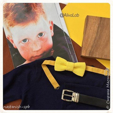 галстук бабочка фото 3