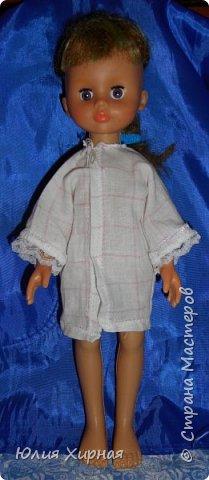 Во так я обшила очередную куклу фото 5