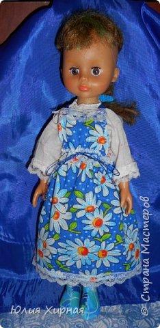 Во так я обшила очередную куклу фото 11
