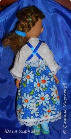 Во так я обшила очередную куклу фото 12