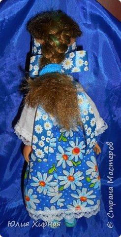 Во так я обшила очередную куклу фото 14