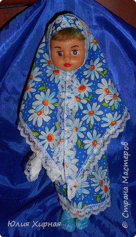 Во так я обшила очередную куклу фото 1