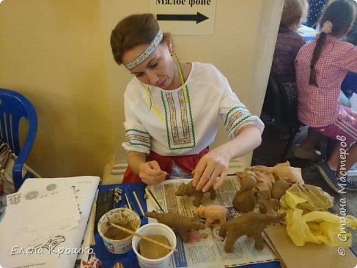 Сегодня мне посчастливилось стать участником интересного мероприятия Дальний Восток мастеровой.  фото 7