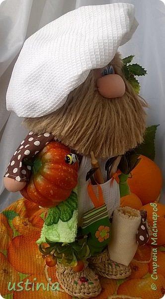 Заказали в подарок на день рождения женщине..которая работает поваром!!))) фото 3