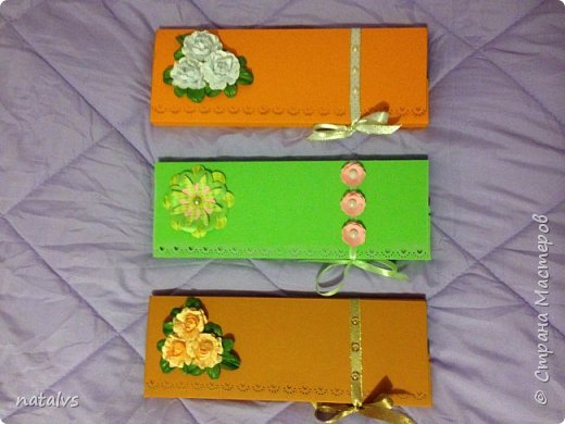 Упаковка подарка фото 4