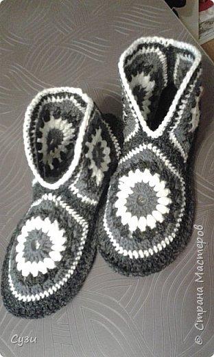 Домашняя обувь фото 2