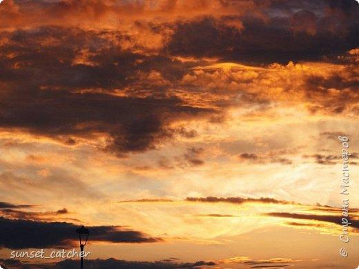 Чтобы оправдать смену ника, хочу вам показать красоту, которой любуюсь в хорошую погоду на закатах.  фото 4