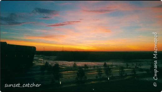 Чтобы оправдать смену ника, хочу вам показать красоту, которой любуюсь в хорошую погоду на закатах.  фото 10