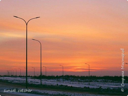 Чтобы оправдать смену ника, хочу вам показать красоту, которой любуюсь в хорошую погоду на закатах.  фото 5