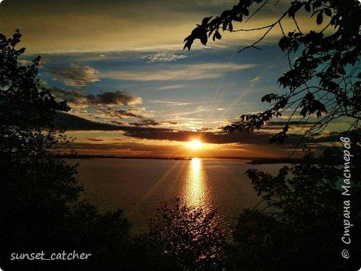 Чтобы оправдать смену ника, хочу вам показать красоту, которой любуюсь в хорошую погоду на закатах.  фото 17