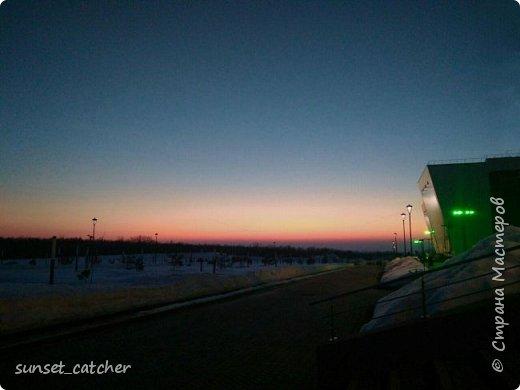 Чтобы оправдать смену ника, хочу вам показать красоту, которой любуюсь в хорошую погоду на закатах.  фото 13